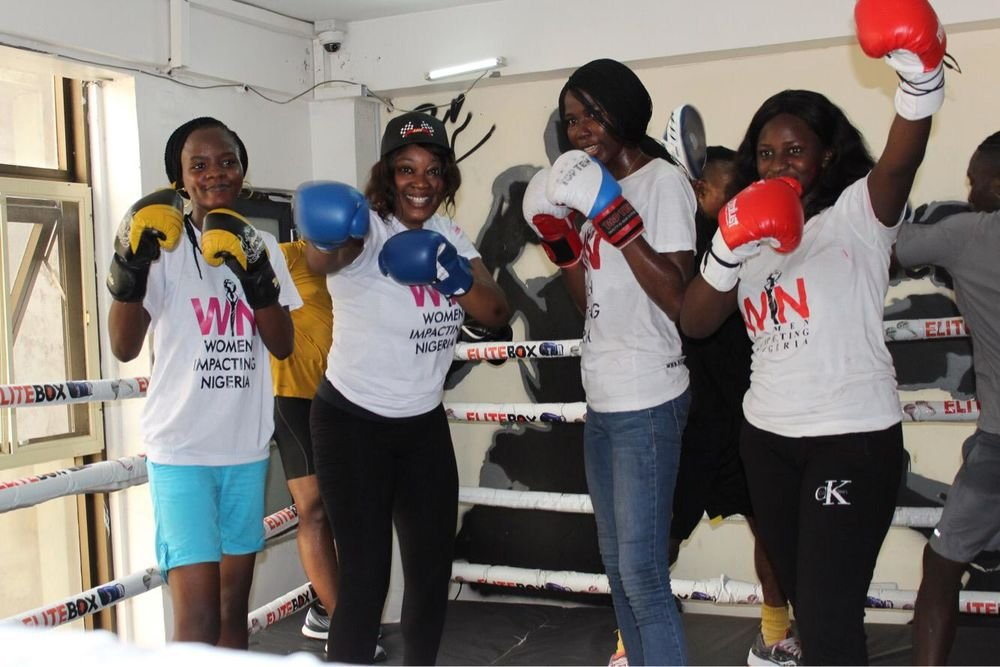 Nigerian Women Are Learning to Defend Against Sexual Assault With Martial Arts