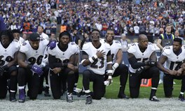 Article: NFL Teams Will Be Fined if Players Kneel During National Anthem