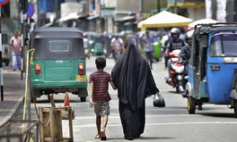 Article: Sri Lanka Bans Face Coverings After Easter Bombings