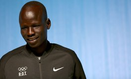 Article: 11 Years Ago He Fled Sudan; Now He Is Running in the Olympics