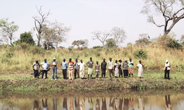 Video: Fishing for a solution to hunger in South Sudan
