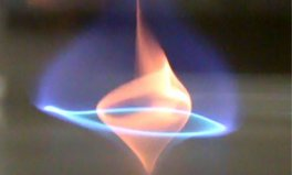 Article: This New, Blue Swirling Fire Could Clean Up Oil Spills in a Green Way