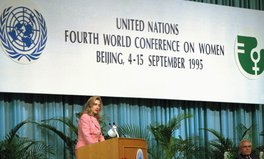 Article: The 1995 Beijing Declaration Promised Gender Equality — But It Has Fallen Short