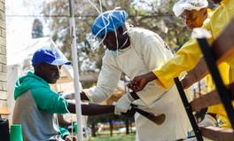 Article: Zimbabwe Is Facing a 'Very Dire' Cholera Outbreak
