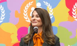 Article: 'When You Shine, the Whole World Is Illuminated,' Melinda Gates Tells Johannesburg Audience