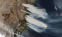 Artículo: Australia's Bushfire Smoke Will Do a 'Full Circuit' Around the Earth, NASA Says