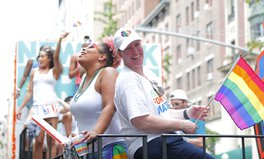 Article: This WNBA Team Showed Up at New York's Pride Parade