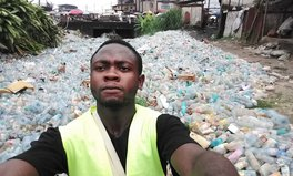 Article: 'Plastic Man': This Cameroonian Activist Is Working to End Plastic Pollution in His Community