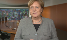 Article: Merkel Videobotschaft Global Citizen Festival Mandela 100