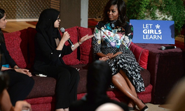 Article: Fate of Michelle Obama's 'Let Girls Learn' Campaign Unclear Under Trump: Report