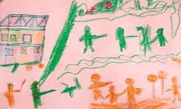 Artikel: These Illustrations by Rohingya Children Depict Violence No Child Should Ever Have to Face