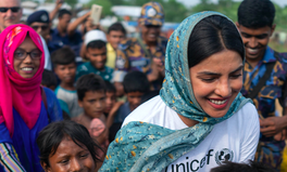 Article: Priyanka Chopra Wants the World to Pay Attention to Rohingya Children