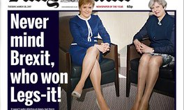 Article: Outrage at Daily Mail's 'Legs-It' Front Page Is Swift and Fierce