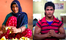 Artikel: This Indian Child Bride Was a Mother at 14, Now She's a Wrestling Champion