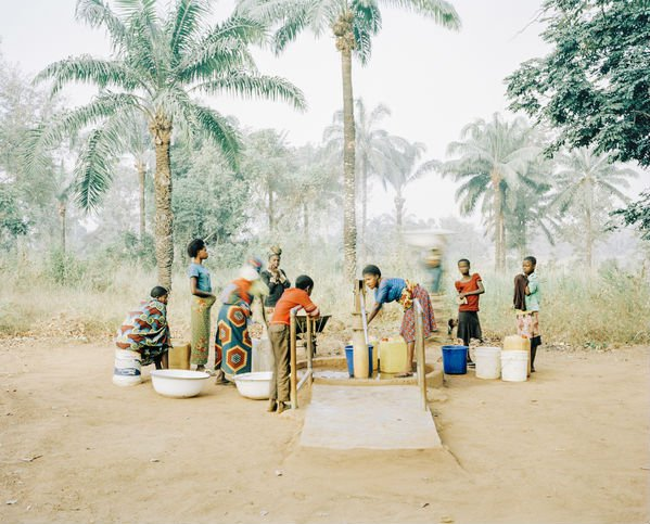 WaterAid Mustafah Abdulaziz The water pump in Osukputu Benue Nigeria 2015.jpg