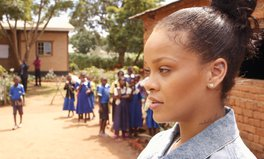 Article: 7 Photos of Rihanna Visiting Malawi to Support Education