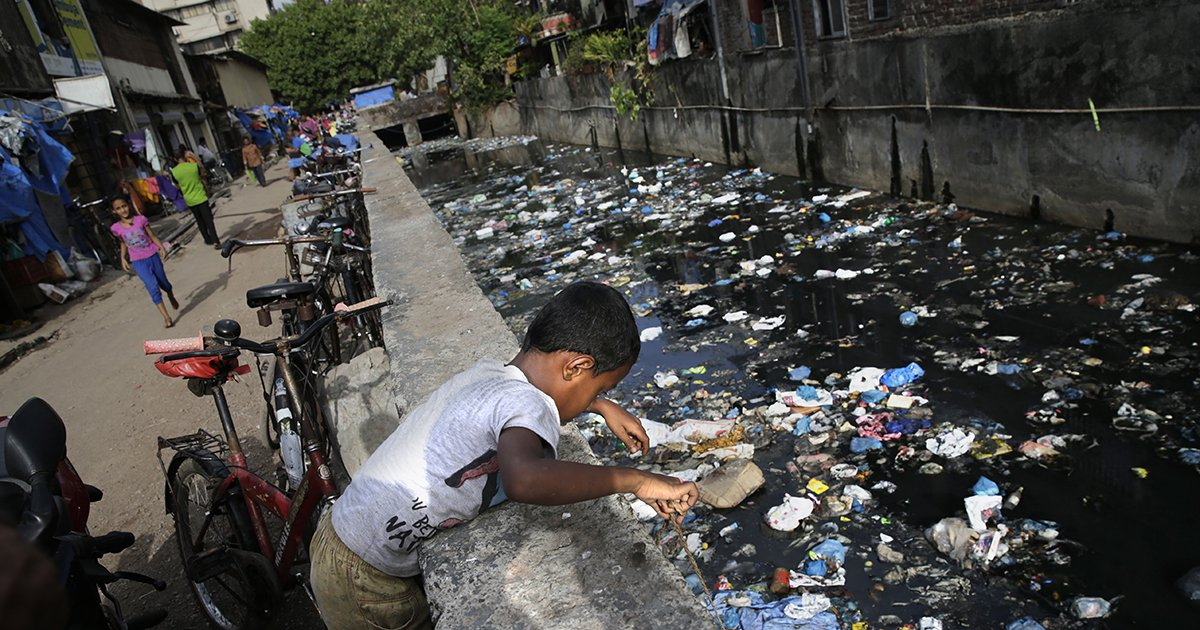 Water Pollution Is an 'Invisible Threat' to Global Goals, Experts Warn