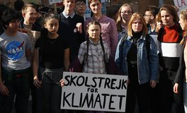 Artikel: EU Boosts Climate Change Budget After Greta Thunberg Speech