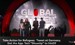 Article: US Ambassador to the UN Samantha Power Speaks on Importance of Accepting Refugees from Global Citizen Festival Stage
