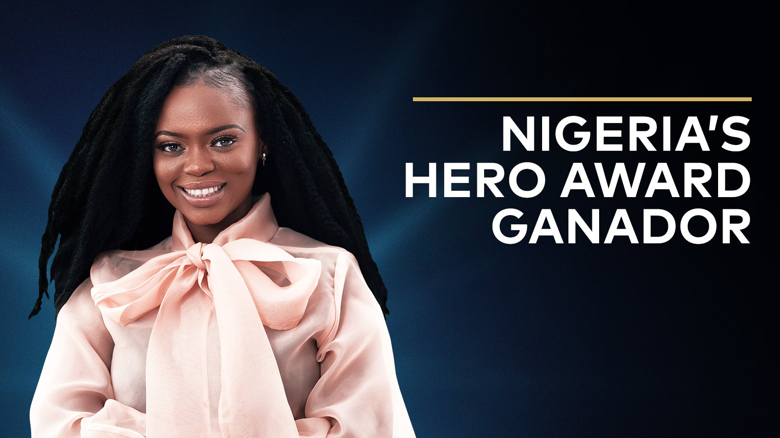 Nigeria's Hero Award