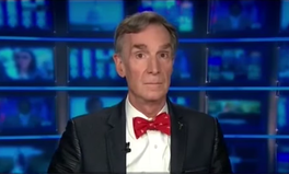 Video: Bill Nye Shuts Down Climate Change Denier on CNN