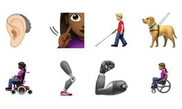 Artículo: Apple's New Emoji Celebrate Diversity, Increase Representation for Disability Community