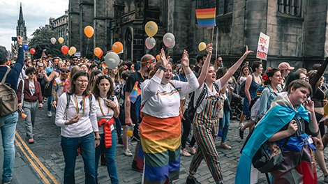 Scotland Finally Pardons Gay Men Convicted Under Homophobic Laws
