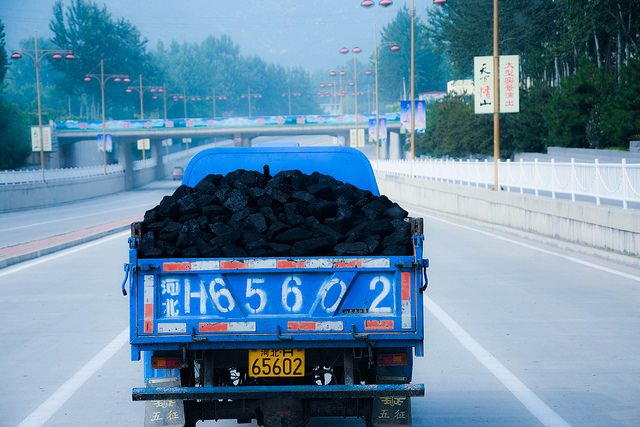 coal shift burden china