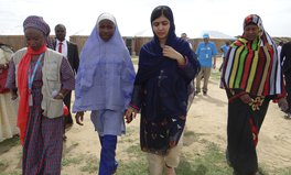 Article: Malala's 'Girl Power Trip' Includes Meeting School Girls in Nigeria, Condemning Boko Haram