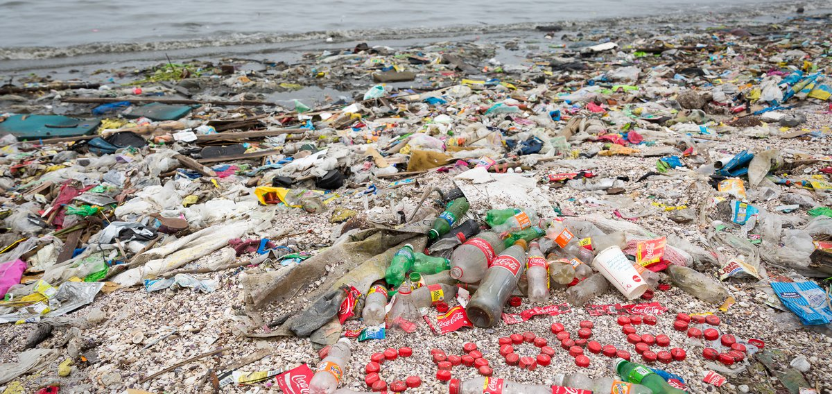Coca Cola Produced More Than 110 Billion Plastic Bottles