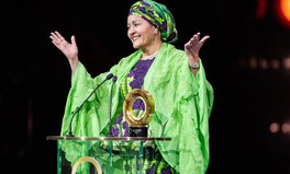 Article: Amina Mohammed Just Won the Global Citizen Prize World Leader Award 2019