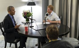Article: Prince Harry Is Interviewing Barack Obama About the Future for the BBC