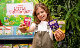 Article: Supermarket Giant Coles Launches New Collectables Campaign Featuring Children's Books