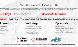 Article: People's Report Cards: How Safe, Healthy, and Free Is Every Country in the World?