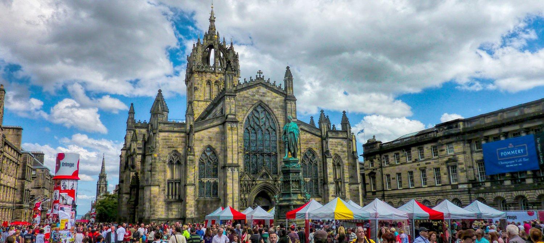 Art in the Time of Climate Change: Edinburgh Fringe Festival 2019 Is Going Green