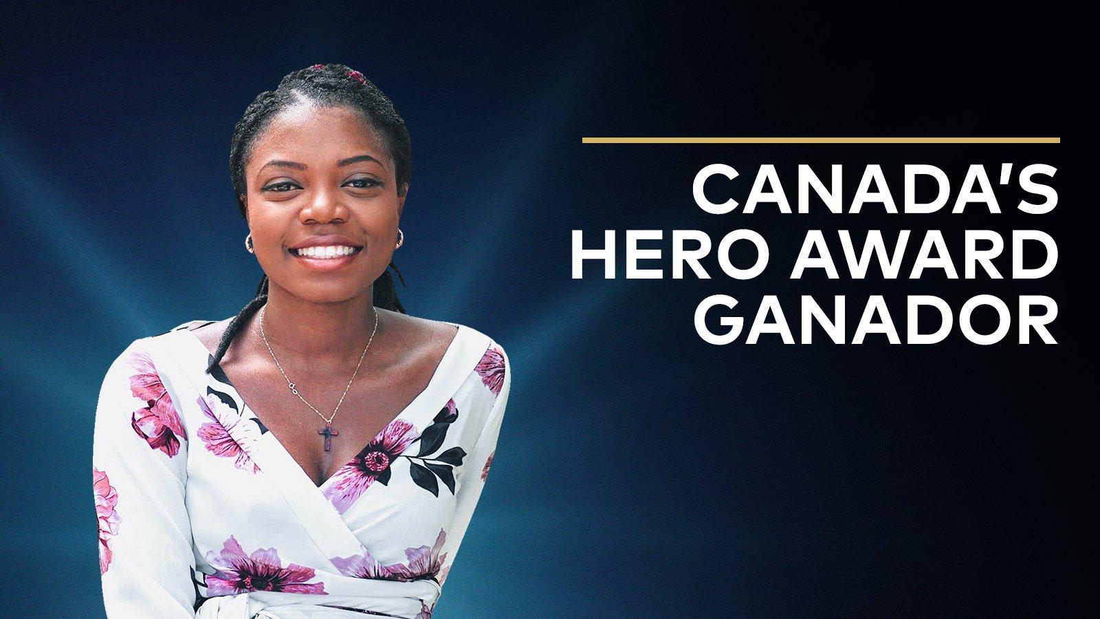 Canada's Hero Award