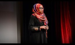 "Video: A TED talk you don't want to miss out on: ""What does my headscarf mean to you?"""