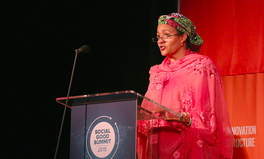 Article: Inspired by 'Clean India' Movement, Amina Mohammed Will Bring Sanitation to Nigeria by 2025