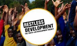Article: Live Below the Line for Restless Development