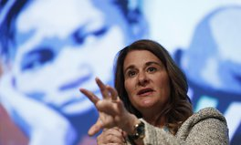 Article: Melinda Gates Is Fighting Trump's Proposed Foreign Aid Cuts