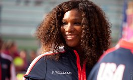 Article: Serena Williams literally helped build a school, and it's not her first