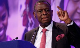Artikel: Global Citizen Mourns the Death of Dr. Babatunde Osotimehin