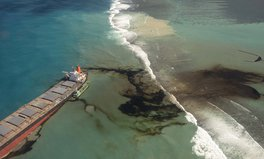 Artikel: Mauritius at Risk of Ecological Disaster Following Oil Spill From Stranded Ship