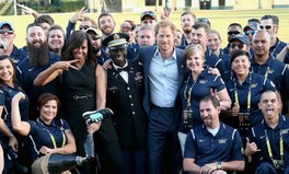 Artikel: Prince Harry and First Lady Michelle Obama Host Second Invictus Games