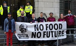Article: Extinction Rebellion Are Still Putting Politicians Under Pressure With Global Hunger Strikes