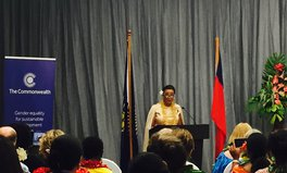 Article: Commonwealth Delegations Take a Stand to #LevelTheLaw