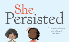 Article: Chelsea Clinton Is Writing a Children's Book Titled 'She Persisted'