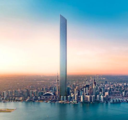 'Unignorable Tower' Illustrates the Massive Scale of Poverty in Toronto