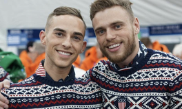 Article: These Are the First Openly Gay US Winter Olympians And Their Friendship Will Inspire You
