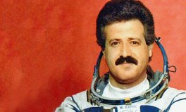 Video: Syrian astronaut turned refugee, the story of Muhammed Faris